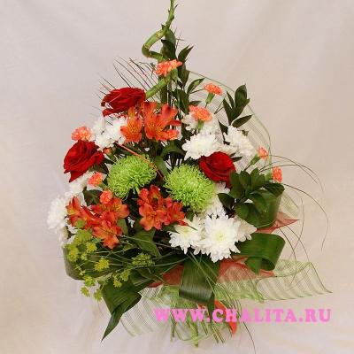 Заказать букет цветов с доставкой березники